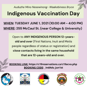 Indigenous Vaccination Day